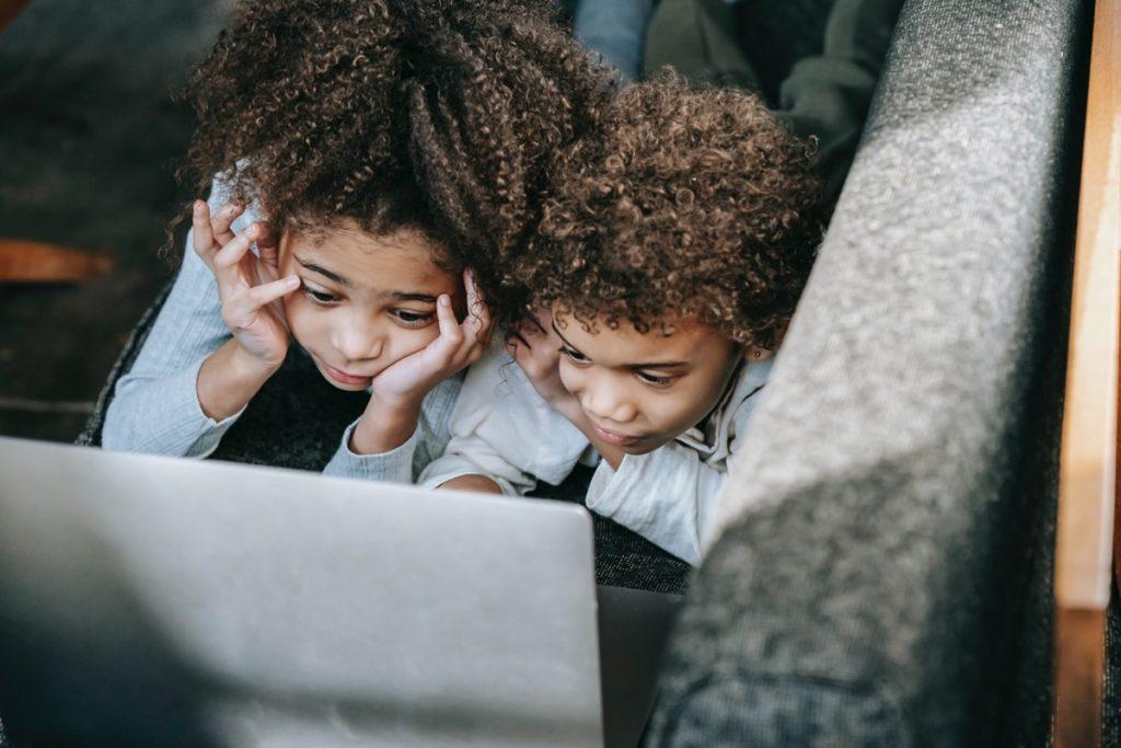 online safety screen time children